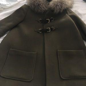 Maje coat size French 38 (xs/s)